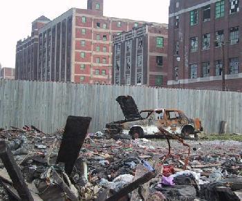 Detroit Lot