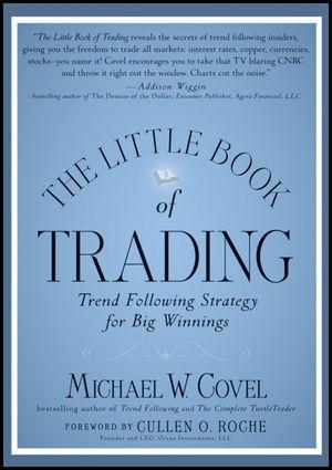 picture The Little Book of Trading, Trend Following Strategy for Big Winning