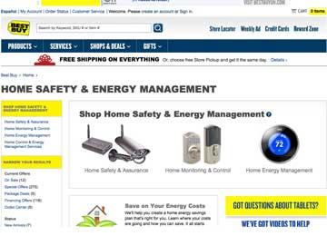 Energy Results Help Best Buy Dive Into Home Energy Efficiency