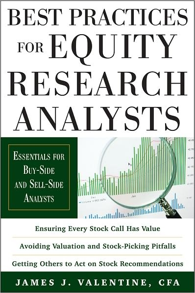best practices for equity research analysts free pdf