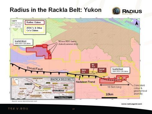 Rackla Belt, Yukon Territory