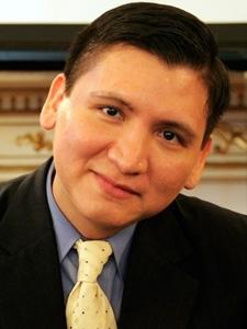 Edgar Perez, Author, The Speed Traders