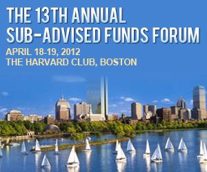 The 13th Annual Sub-Advised Funds Forum