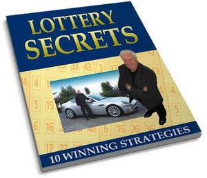 Lottery Secrets Winning Strategies