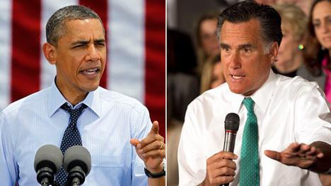 Election Obama Romney