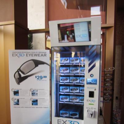 Photo: This machine is located in Huntington Beach, CA