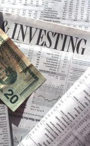 Photo of cash and investment page
