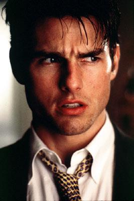 Jerry Maguire having a bad day...