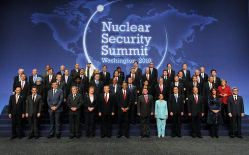 The 2010 Nuclear Security Summit