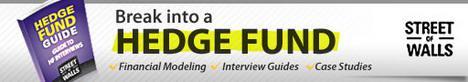 Hedge Fund Jobs