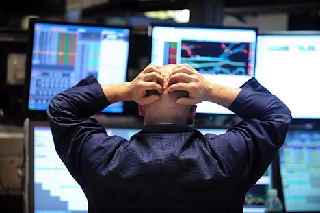 Scared Trader