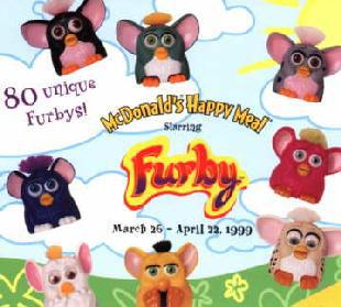 Can A Furby Comeback Save Hasbro's Shares In 2012? - Hasbro, Inc