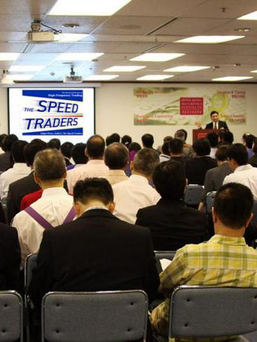 The Speed Traders Workshop