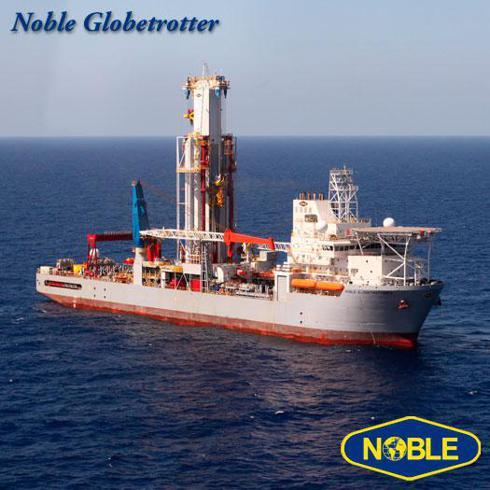Noble Drilling Globetrotter Class Drillship