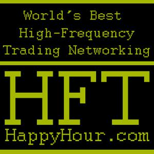 High-Frequency Trading Happy Hour