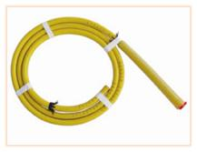 Semi-Rigid Yellow Buttbuster Coil