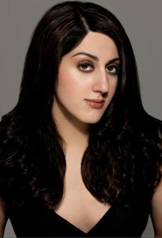 Ms. Maneet Ahuja, author of The Alpha Masters