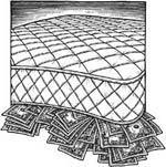Mattress money