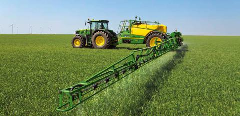 R962i hero3 American Farmers Battle Droughts in 2012: Machinery Helps To Sustain Productivity