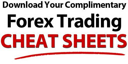 Forex Trading Cheat Sheets