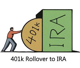 Rollover 401k to IRA