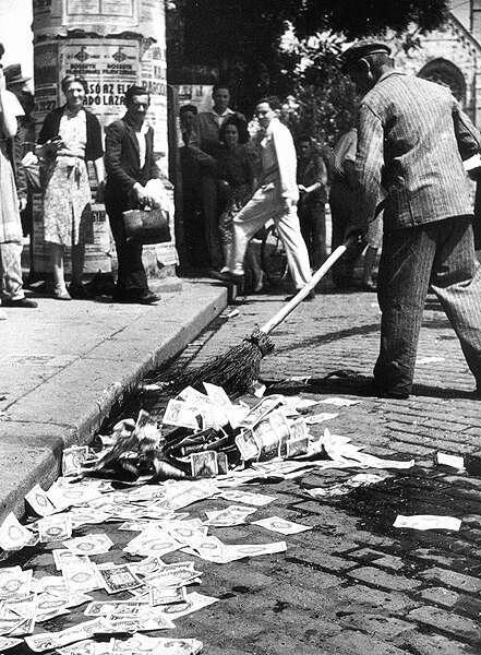 Hungarian Pengo in 1946