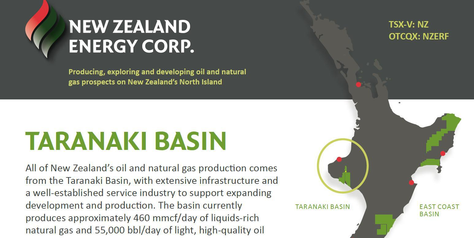 New Zealand Energy Is Poised For Growth In Q4 - tullii