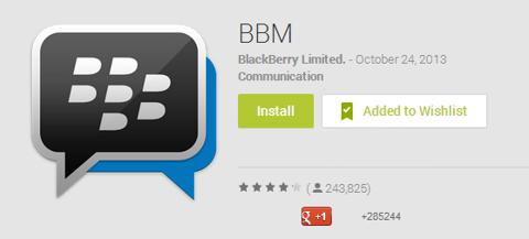 What Successful BBM Launch Changes For BlackBerry ...