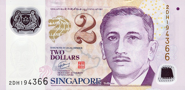 Forex rate usd to sgd