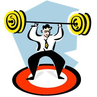 barbells,business,business strengths,businessmen,males,men,metaphors,people,persons,strengthening business,weightlifting,weights