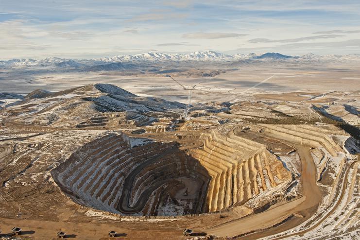 Barrick Gold Kursziel