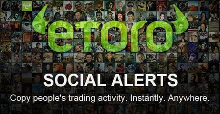 eToro Social Alerts