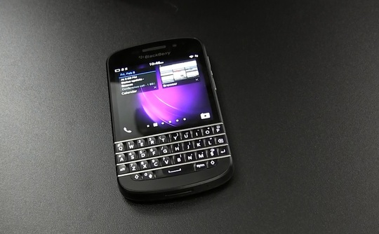 BlackBerry Bullish On News Of Q10 Release - BlackBerry