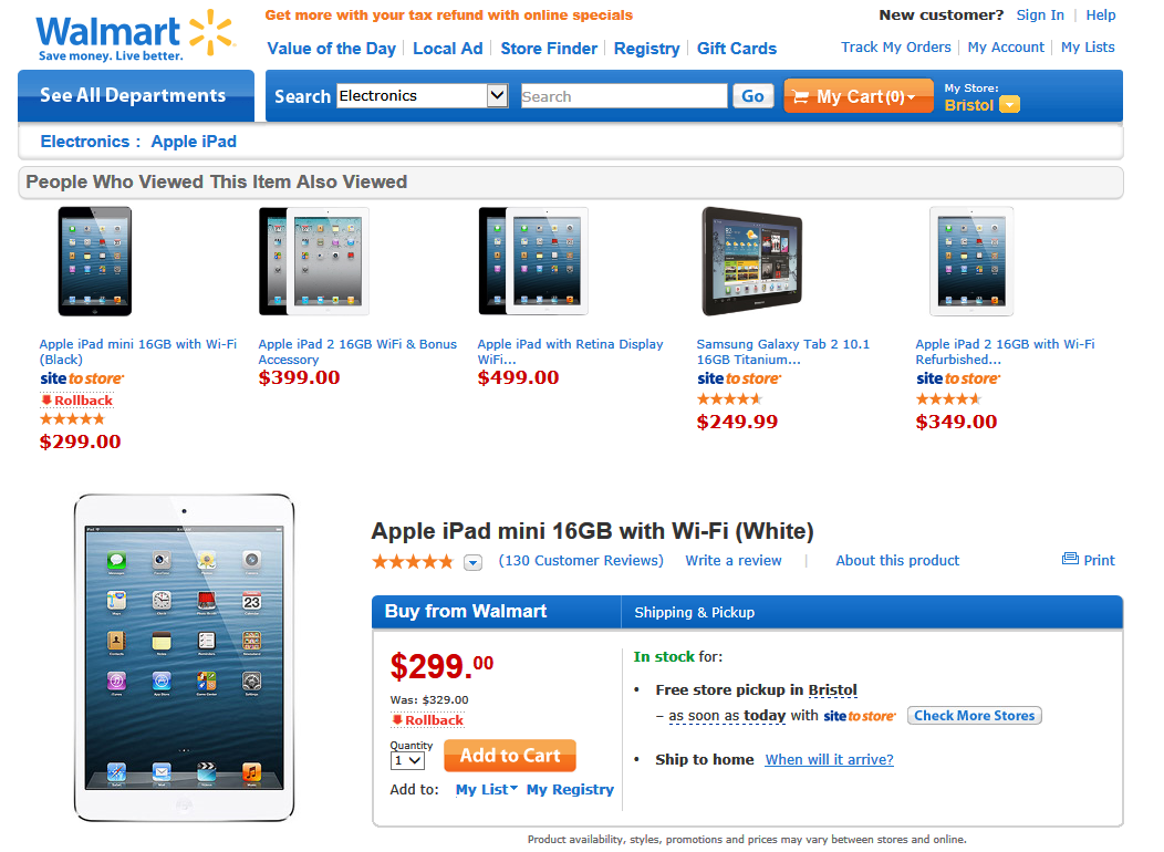 Further Signs Of Demand Weakness Now Hit The iPad Mini