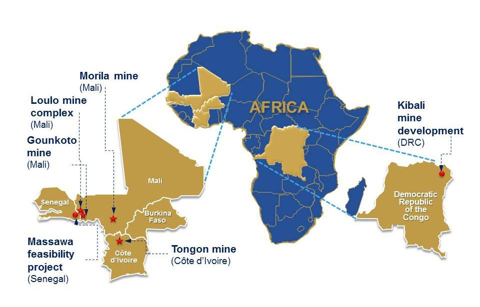 Image result for images of randgold resources