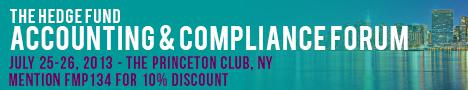Hedge Fund Accounting and Compliance Forum
