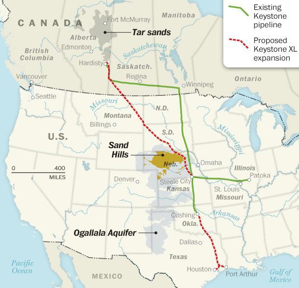 Keystone Xl Pipeline Delayed So Long It No Longer Matters