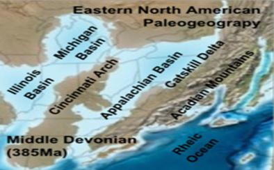 Eastern Northern America Paleography