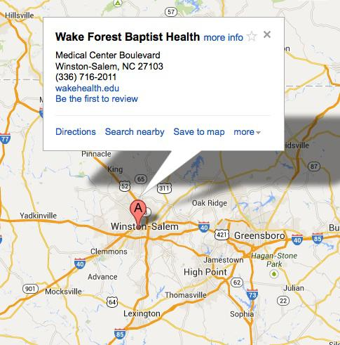 Wake Forest Health In Tobacco Country  Seeking Alpha