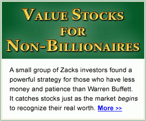 Value Stocks for Non-Billionaires