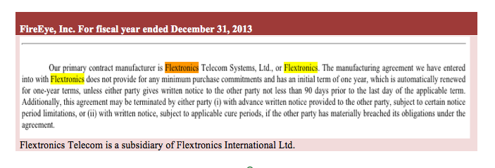 Flextronics' INS Division: Cheapest Way To Buy Into Cyber