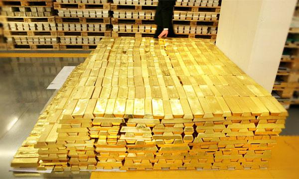 Gold is money. Everything else is credit. Gold as currency.