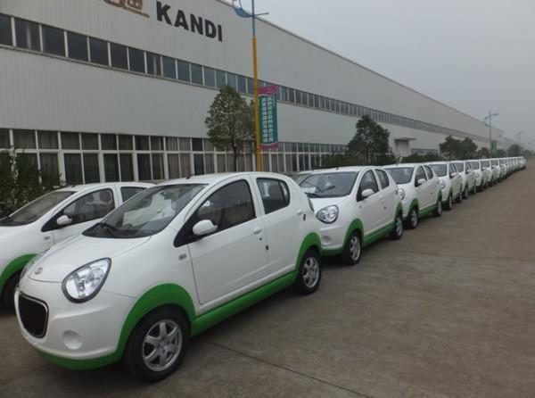 image via Kandi Technologies