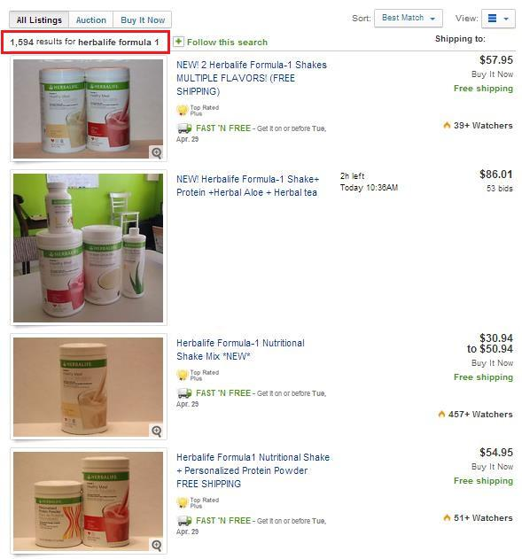 Herbalife Review – Should You Become a Distributor?
