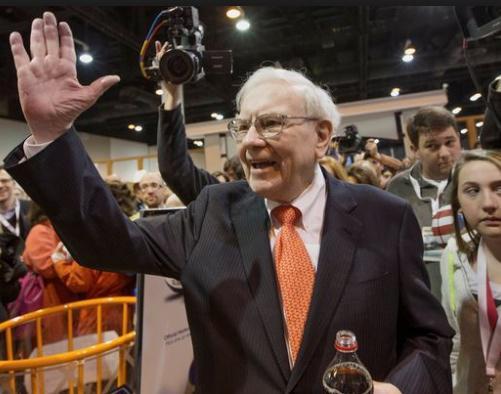 Buffett at Berkshire Annual Shareholder Meeting