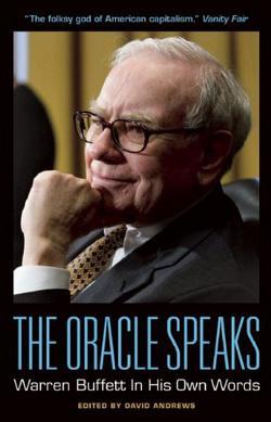 Warren Buffett The Oracle Speaks
