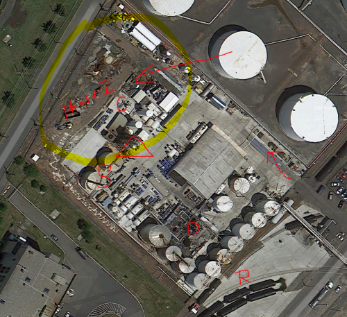 GLYE-NJ plant Google Earth