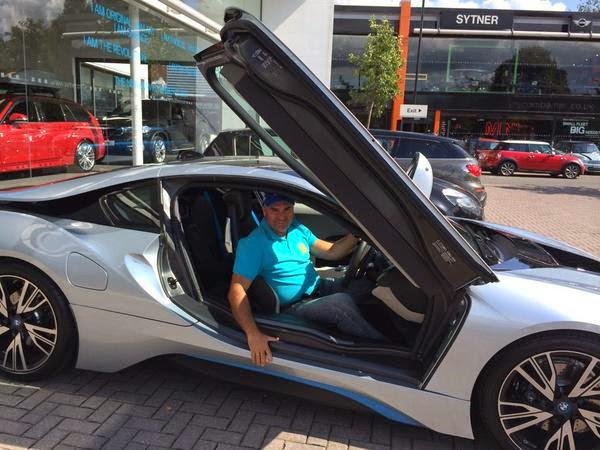 Some People Are Already Getting The Lithium Exposure Over Excitement Judging By Lofty Price Paid For That Bmw I8 I Have Just Driven One Thanks To