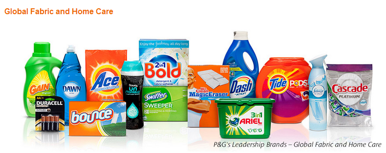 Procter Amp Gamble Low Risk New Growth Plan Solid