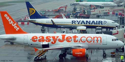 ryanair vs easyjet strategy